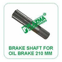 Brake Shaft For Oil Brake 210 mm John Deere