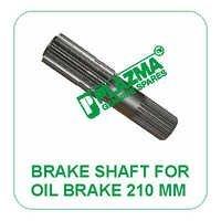 Brake Shaft For Oil Brake 210 mm