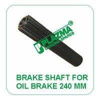 Brake Shaft For Oil Brake 240 mm