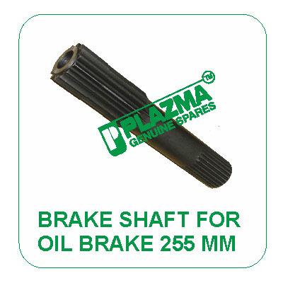 Brake Shaft For Oil Brake 255 A mm John Deere