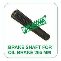 Brake Shaft For Oil Brake 255 A mm John Deere