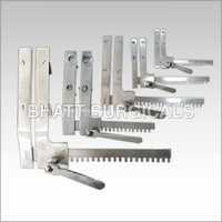 4 Blade Chest Spreader