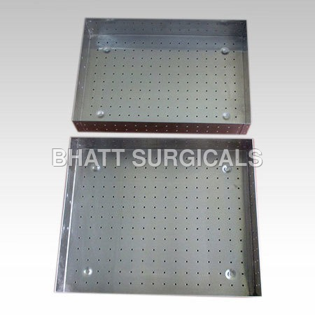 Instruments Tray For Autoclave