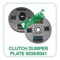 Clutch Dumper Plate 5036/5041 Green Tractor