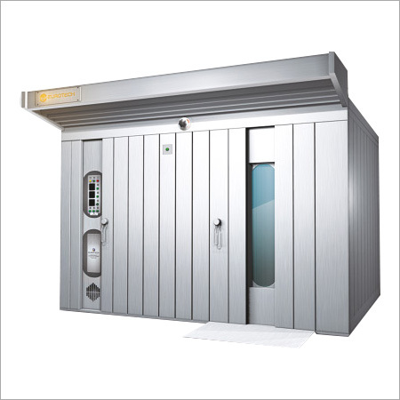 Commercial Rack Ovens