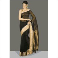 Pure Chanderi Silk Saree
