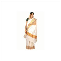 Border Chanderi Saree