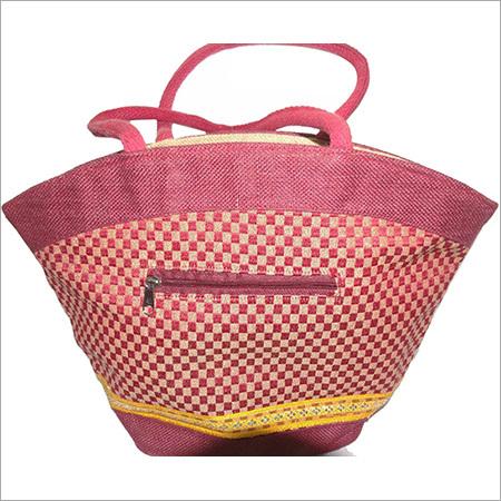Jute Bags Pink