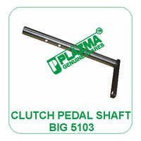Clutch Pedal Shaft 5103 Big John Deere