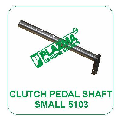 Clutch Pedal Shaft 5103 Small John Deere
