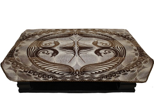 Chenille Table Cover Mayur