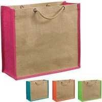 Jute Gusseted Bags in Rajkot