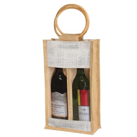 Double Bottle Bags