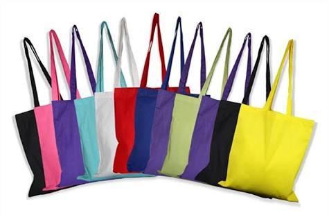 Cotton Fancy Bags