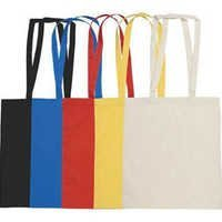 Long Handled Cotton Bags