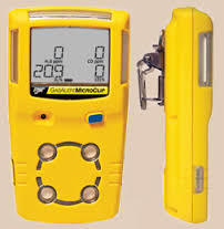 Gas Detector With Calibration Certificate