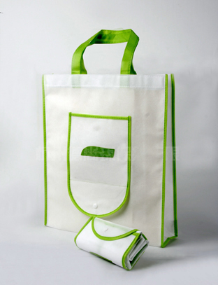 Cotton Fold Up Tote