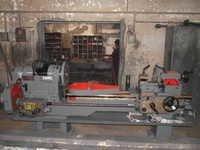 Workshop Lathe Machine