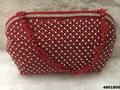 Elegant And Stylish Stone Work Handbag