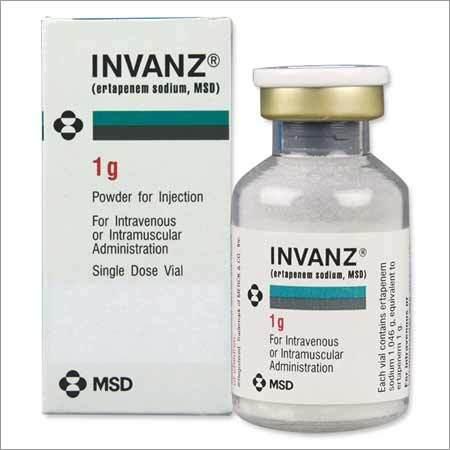Invanz Injection
