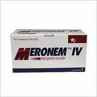 Meronem IV 500mg