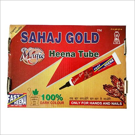 Henna Mehndi Tube