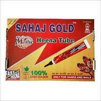 Henna Tube