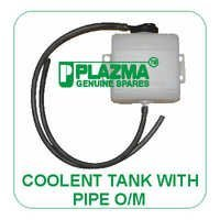 Coolent Tank With Pipe O/M John Deere