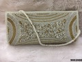 Latest Adorable Fully Stone Work Clutch Bag