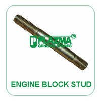 Engine Block Stud John Deere
