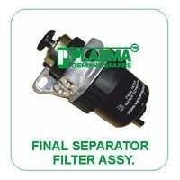 Final Separator Filter Assy. John Deere