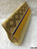 Designer Stylish Jute Clutch Bags