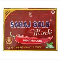 Sahaj Gold Mehndi