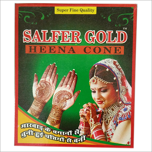 Natural Heena Mehndi