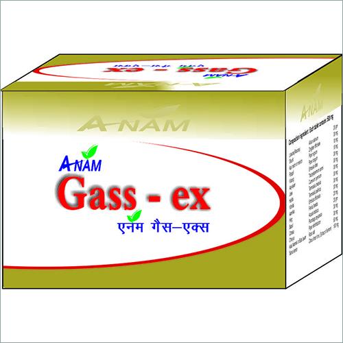 3 D Gass Ex