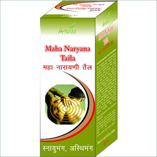 3 D Maha Narayani Taila
