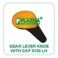 Gear Lever Knob With Cap 5103 LH Green Tractor