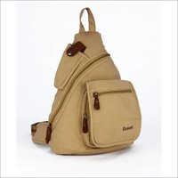 Canvas One Side Back Pack