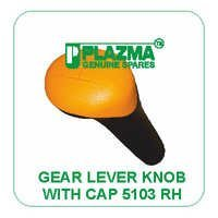 Gear Lever Knob With Cap 5103 RH John Deere