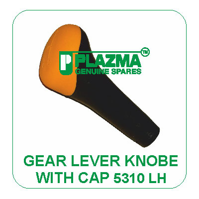 Gear Lever Knob With Cap 5310 LH Green Tractor