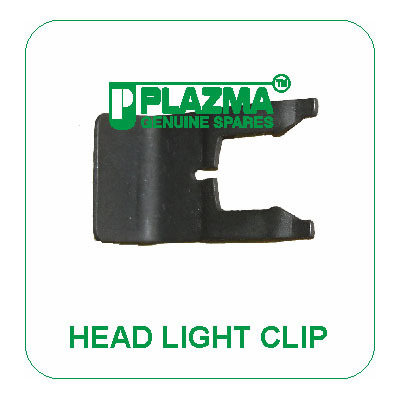 Head Light Clip  Green Tractor