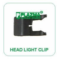 Head Light Clip  Green Tractor