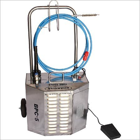 Tube Cleaning Equipments