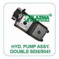 Hyd. Pump Assy. Double 5036/5041 Green Tractor