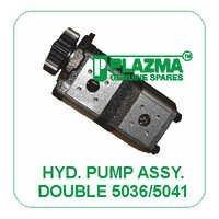 Hyd. Pump Assy. Double 5036/5041 John Deere