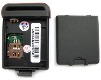 006 - GSM GPS Tracker (Small)