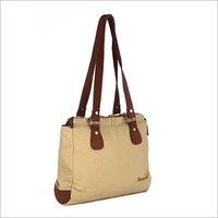 Canvas Ladies Shoulder Bag