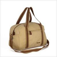 Canvas Traveling Duffel Bag