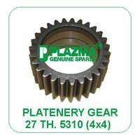 Platenery Gear 27 TH. 5310 (4x4) Green Tractor