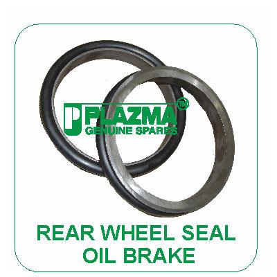 Rear Wheel Seal Oil Brake Green Tractor